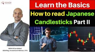 Basics of Japanese Candlesticks – Part II in Hindi