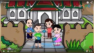 สื่อการเรียนการสอน วันสงกรานต์ ป.1 ภาษาไทย