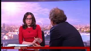 Syria Interview - BBC World News US Bkfast/Europe Lunch