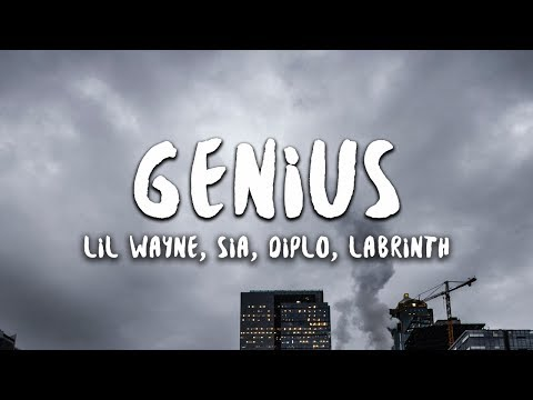 LSD - Genius Ft. Lil Wayne, Sia, Diplo, Labrinth (Lyrics)