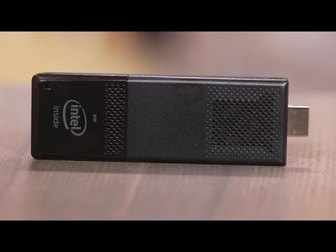 Intel's Compute Stick gets bigger -- and better -- for its second generation