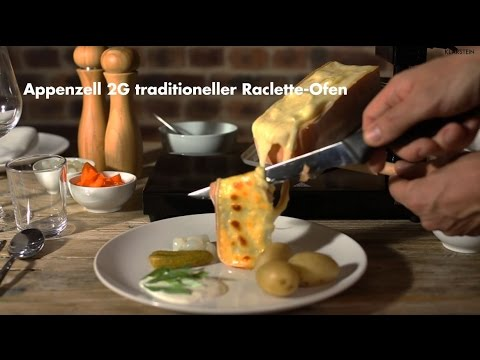 Appenzell 2G – traditioneller Raclette-Genuss