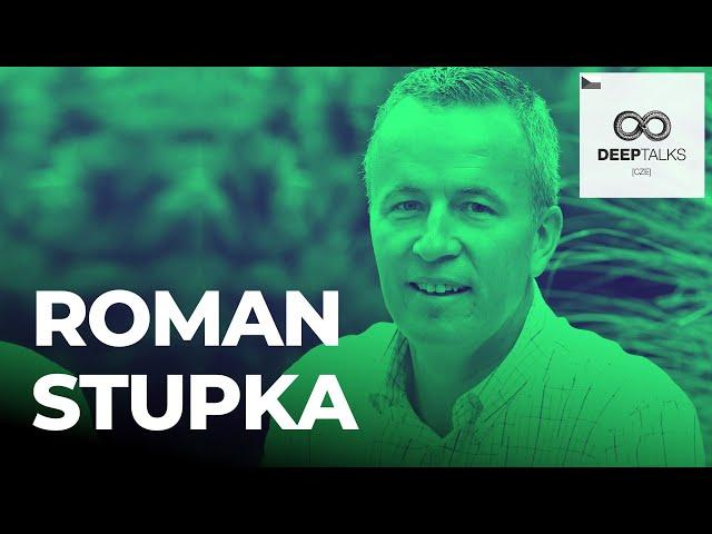 DEEP TALKS 96: Roman Stupka – Konzultant Scaling Up a krizový manažer