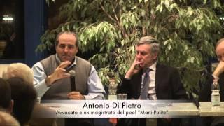 preview picture of video 'Dibattito Giustizia e Legalità a Opera (4) Antonio Di Pietro'