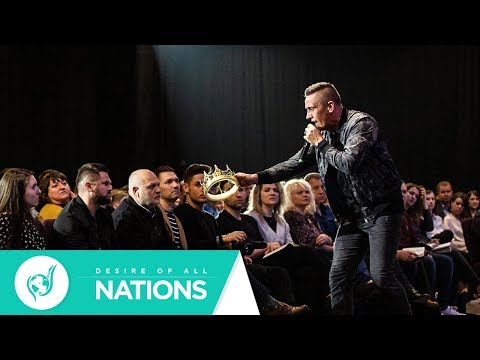 A King Without A Crown Pt. 2 - Desire Of All Nations - Nathan Morris