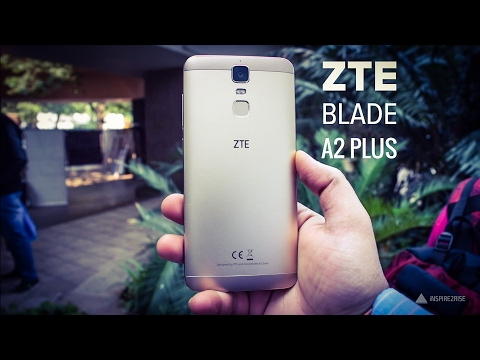 ZTE Blade A2 Plus hands on review w/ unboxing [COMPLETE]