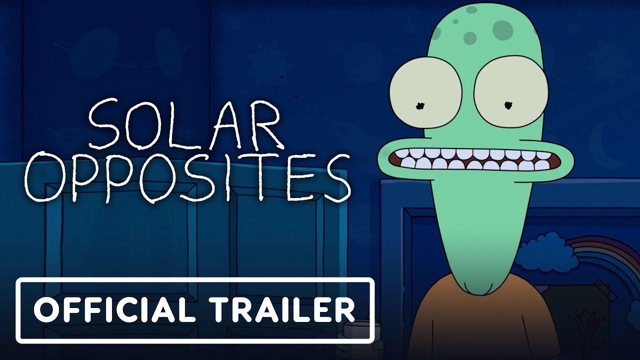Animação do criador de Rick e Morty ganha trailer divertido