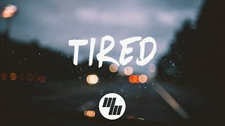 Medasin - Tired (Lyrics) ft. Sophie Meiers