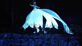 Video Mapping + Contemporary Circus Chaves 1