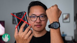 Ticwatch Pro 4G LTE: The LockYourPhone challenge!