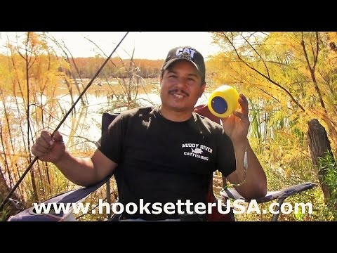 How To Rig The Muddy River Catfishing Bobber