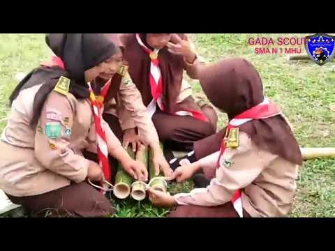 LOMBA VIDEO PENDEK JOTA-JOTI 2019 SMA N 1 MHU
