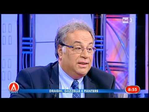 INTERVENTO AD AGORA RAI TRE 5 SETTEMBRE 2014