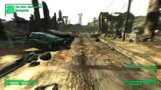 Fallout3 Gameplay - Disarming the Megaton Bomb and Useful Basic Mods