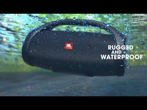 JBL Boombox Bluetooth® Portable Speaker – Green