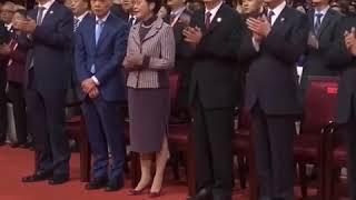 英籍「香港第一先生」拒絕拍掌的自由