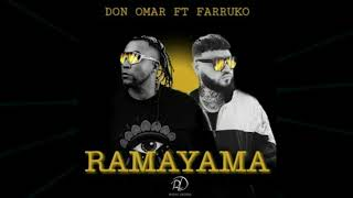 Don Omar Feat. Farruko   Ramayama  (Audio)
