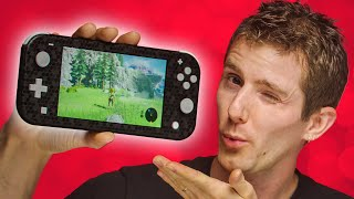 Switch Lite – a PC Gamer's Perspective