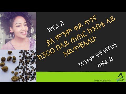 ETHIOPIA Part 2/ UPDATED ያለ ምንም ቀዶ ጥገና ከ300 በላይ ጠጠር ከጉበቴ አዉጥቼአለሁ/ How to Detox Liver/ Liver Cleanse