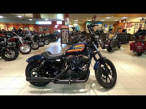 2020 Harley-Davidson HD Sportster XL1200NS Iron 1200