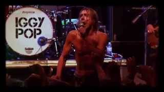 Iggy Pop - I'm Bored - 2015 - Brasil