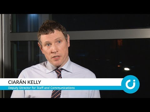 Ciarán Kelly responds to Govt transsexualism plans