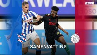 Een vermakelijk duel met veel kansen in Heerenveen?   Samenvatting sc Heerenveen - Ajax
