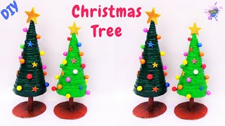 Easy & Beautiful Christmas Tree🎄making At Home | DIY Christmas Decoration Ideas 2020