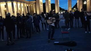 """LET HER GO"" ( PASSENGER ) PERFORMED BY ALEXI LIVE *** AUDIENCE : NIJMEGEN, NETHERLAND"