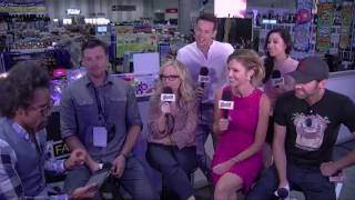 SDCC 2017 - Interview Facebook