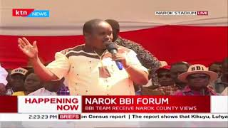 Governors Tolgos and Nyangarama throw their weight behind BBI, describe it as the only unity tool