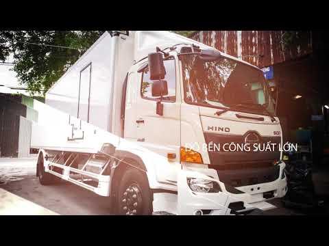 Xe tải bảo ôn FG tại Tran Auto