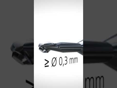 Entdecken Sie jetzt: die VGrind 340S für Hartmetallwerkzeuge ab Ø 0,3 mm