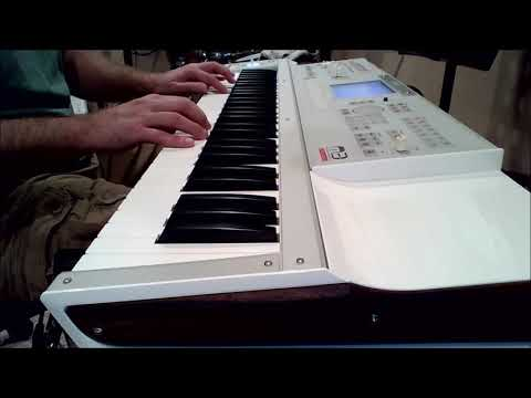 Piano Demonstration of 'Yankee Doodle' with Alberti Bass
