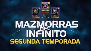 Mazmorra del Infinito - Segunda Temporada | Marvel Contest of Champions