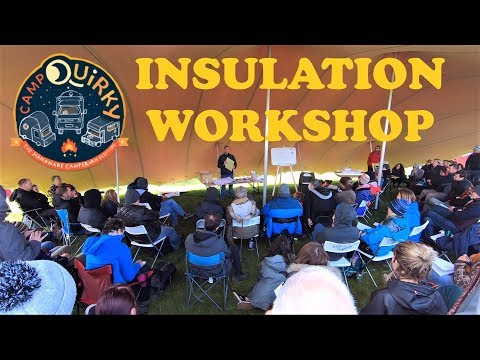 HOW TO INSULATE YOUR VAN - The science and facts you need