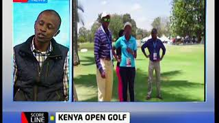 Scoreline: Kenya open golf