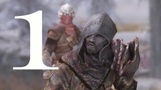 SKYRIM SE QUEST BACK TO MORROWIND  Teldryn Serious Quest PART 1 THE WANTED MAN