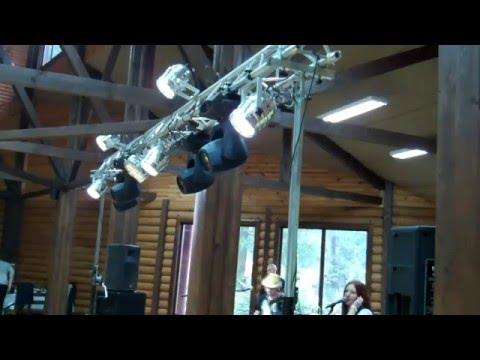 Відео Світло для танцполу 2
