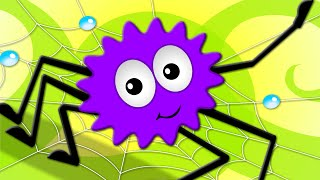 Incy Wincy Spider | Nursery Rhymes For Children | Songs For Kids | kids tv