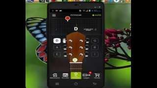 La Mejor aplicación Android para Afinar tu Guitarra[Gratis][2015]!!