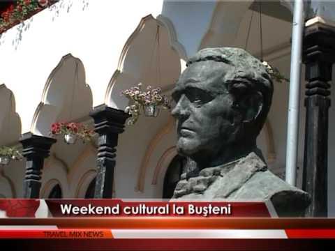 Weekend cultural la Buşteni – VIDEO