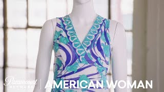 'Emilio Pucci Designed Lingerie' Behind The Fashion Of American Woman | Paramount Network