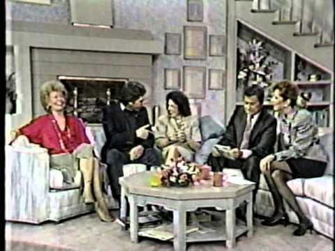 Kenny Davis on Regis Philbin - mid 80s