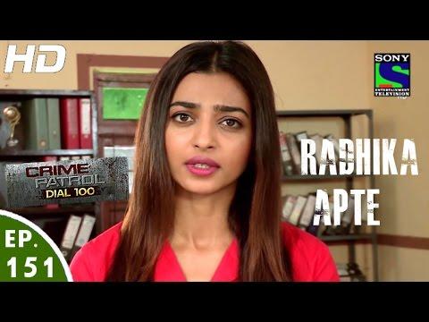 Crime-Patrol-Dial-100--क्राइम-पेट्रोल--Raazdaar--Episode-151--23rd-May-2016
