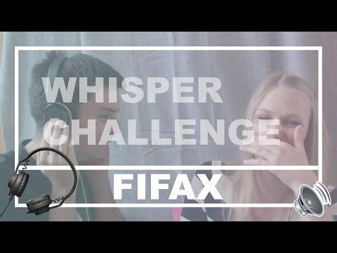 WHISPER CHALLENGE (ft. Kája)