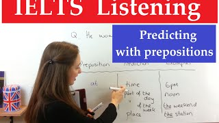 IELTS Listening Tips: Predicting Answers
