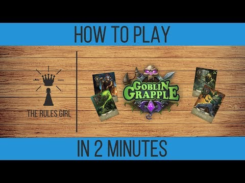 How to Play Goblin Grapple in 2 Minutes