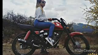 Honda Cb1 Stunt