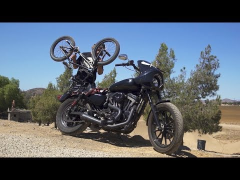 Two Wheels Forever with Larry Edgar | Harley-Davidson